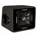 Kicker VS12L7 12 Inch 750W Solo Baric L7 Single Subwoofer Box 2 Ohm [11VS12L72]
