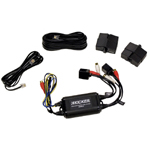 Kicker ZXMRLC Marine Dual Zone Remote Level Control [10ZXMRLC]