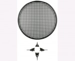 Metra 85-9015 15 Inch Waffle Grille with Hardware