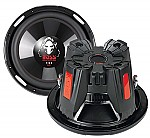 "Boss P156DVC PHANTOM 15"" DVC Subwoofer Poly Injection Cone Dual 4-Ohm Voice Coils 2500W"