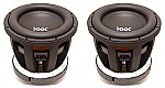 "(2) RE Audio XXX18 Car Stereo Dual 2 Ohm 8000 Watt Peak 18"" Sub Subwoofer Pair System"
