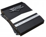 Lanzar Car Stereo VCT2010 800 WATTS 2 Channel High Power MOSFET Amplifier