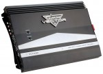 Lanzar Car Stereo VCT2310 3000 Watt 2 Channel High Power MOSFET Amplifier