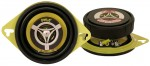 Pyle Car Stereo PLG3.2 3.5'' 120 Watt Two-Way Speakers (Pair)