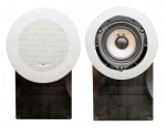 Pyle Boat Marine Stereo PLMR66W 5'' High Quality PP Cone & PU Edge 500 Watts Marine Speakers (White)