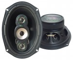 Lanzar Car Stereo VX7104 VX 7''x 10'' Four-Way Speakers