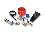 Stinger SK4281 Car Stereo 4000 Series 8 Gauge Power Wire Amplifier Installation Kit