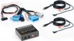 iSimple ISGM535 Dual Auxiliary Audio Input Interface for Select General Motors Vehicles