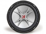 Kicker 2007 CVR15D2-N 15 Inch Dual 2 Ohm Santoprene Rubber Surround Subwoofer