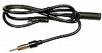 Metra 44-EC72 Extension Cable 72 Inch with Capacitor