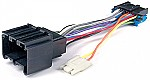 Metra 70-1862 Turbo wires OEM 21 Pin Car to 12-Pin Radio Wire Harness