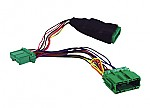 Metra 70-7864-DZ Dual to Single Zone Harness for Select Honda Vehicles
