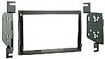 Metra 95-7326 Double DIN Installation Kit for 2007-up Hyundai Elantra Vehicles