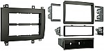 Metra 99-2006G Single or Double DIN Installation Kit for Select 2003-2006 Cadillac CTS/SRX Vehicles (Grey)