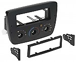 Metra 99-5716 Single DIN Installation Dash Kit for 2000-2003 Ford Taurus / Mercury Sable Vehicles w/ Rotary Climate Controls