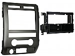 Metra 99-5822B Single DIN Installation Dash Kit for 2009-2010 Ford F-150 Non-NAV Models w/ Driver Info Switches in Factory Panel