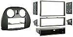 Metra 99-7010 Single DIN / Double DIN Installation Kit for 2006-2012 Mitsubishi Eclipse Vehicles