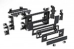 Metra 99-7401 Single DIN Installation Multi-Kit for 1985-1997 Nissan Vehicles