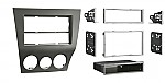 Metra 99-7515B Single or Double DIN Installation Dash Kit for 2009-2010 Mazda RX8