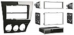 Metra 99-7515HG Double Din Radio Provision 2009-10 Mazda RX8 Kit (High Gloss Black)