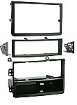 Metra 99-7602 2006-2007 Nissan 350z Double Din Installation Kit