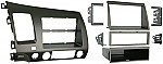 Metra 99-7871T Single DIN / Double DIN Installation Kit for 2006-2009 Honda Civic Vehicles (Taupe Color)