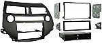 Metra 99-7874 Single DIN / Double DIN Installation Kit for 2008-2009 Honda Accord Vehicles w/o Dual-Zone Climate Controls