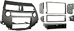 Metra 99-7874T Taupe Metra 08 - 09 Honda Accord Dash Installation Kit Single DIN / Double DIN with Single Zone Climate Control