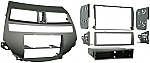 Metra 99-7875T Single DIN / Double DIN Installation Kit for 2008-2009 Honda Accord Vehicles with Dual Zone Climate Control (Taupe)