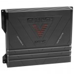 Crunch DRA1050.4 4 Channel SPEED-FETS V-Drive Amplifier with TCID Power Supply