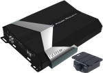 Power Acoustik GT5-2500 5-Channel Full Range Class A/B Gothic Amplifier Remote Gain Included 2500 Watts