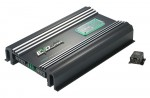 Lanzar EV1804D Mono Channel 1 Ohm Stable SMD Class-D 1500 Watt Power Amplifier