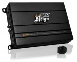Lanzar RDA753D Reign 4000-Watt 3-Channel Compact Full Range Hybrid Amplifier