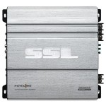 Sound Storm PSY1600.2 Psyclone Series Two-Channel MOSFET Class A/B Bridgeable Car Audio Amplifier 1600W