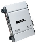 Sound Storm SSL400.4 Power Amplifier 4-Channel IC Class A/B Amplifier High/Low Crossover Soft Turn-On Circuit 400W