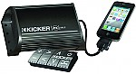 Kicker PXi50.2 Car Stereo Motorcycle ATV UTV Boat PWC Amplified Controller Audio System for iPod/iPhone
