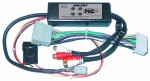 PAC AAI-CHY Dual Auxiliary Audio Input Interface for Chrysler Vehicles (CAN-BUS) (AAICHY)