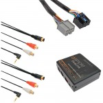 iSimple ISGM534 Dual Auxiliary Audio Input Interface for Cadillac STS