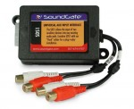 SoundGate SDSGM2 2003-2008 GM Vehicle Plug & Play Installation Dual AUX Input