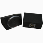"Rockford Fosgate Loaded 6"" x 9"" 3 Way Speaker Enclosure W/ R1693 (Pair)"