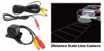Pyle Car Audio PLCMCAMRY Totota Camry Infrared Rear View Backup Camera w/ Distance Scale Line