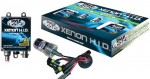Pyle Car Stereo PHDH4K6K 6,000K Dual Beam H4 (Low/High) HID Xenon Driving Light System