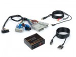 iSimple ISGM575-8 Chevy Corvette 2005-2010 iPod or iPhone AUX Audio Input Interface with HD Radio & Bluetooth Options