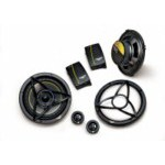 "Kicker DS650.2 6 1/2"" Component Speaker System 60 Watts RMS DS Series [07DS650.2]"