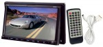 Pyle Car Stereo PLDN73I 7'' Double DIN TFT Touch Screen DVD / VCD / CD / MP3 / MP4 / CD-R / USB / SD-MMC Card Slot / AM / FM  w/ iPod Connector