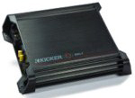 Kicker DX500.1 Class D Mono Amplifier 1 Ohm Stable 500 Watts RMS [10DX500.1]
