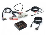iSimple ISFD571-12 Ford Freestyle 2006-2007 iPod iPhone Aux Audio Interface with HD Radio Satellite  & Bluetooth Options