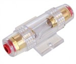 Sound Quest SQVLAGU 4/8 Gauge Input Water Resistant High Quality AGU Fuse Holder