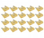 Stinger SPF5680B 80-Amps Reliable Circuit Protection 20 Per Pack MAXI Style Fuse