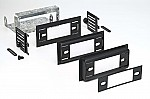 Metra 99-4012 1989 - 1991 GMC R2500 SUBURBAN Car Stereo Radio Installation Kit